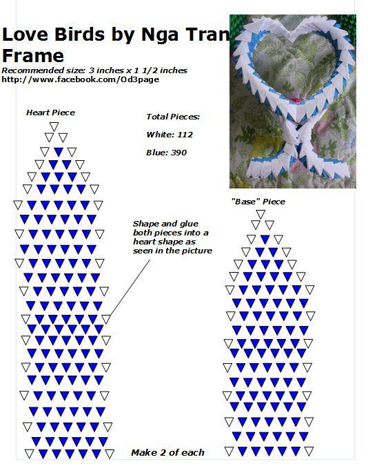 Картинки по запросу patterns 3d origami | Оригами, Картинки