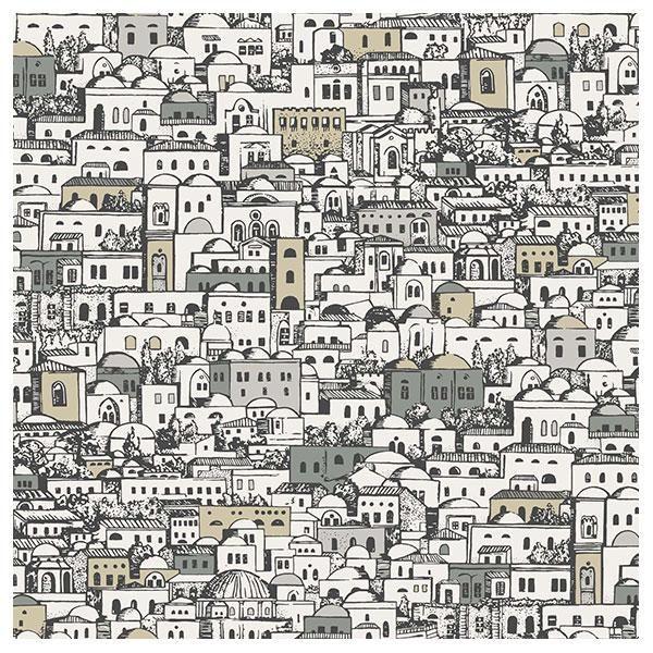 Cole & Son - Fornasetti Mediterranea - White