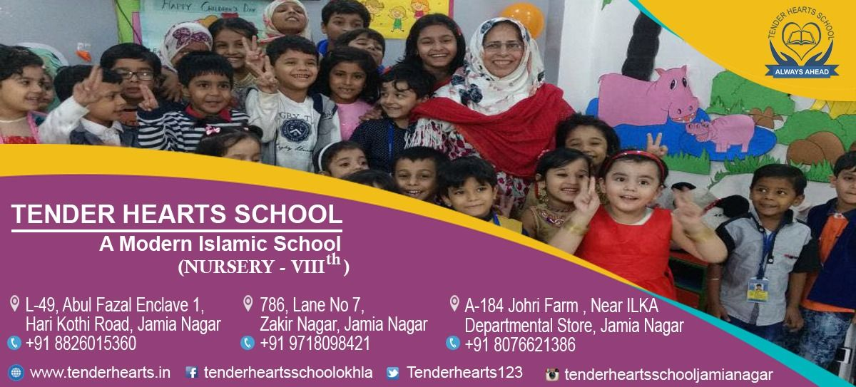 PLAY AND LEARNING * * Tender Hearts School - A Modern