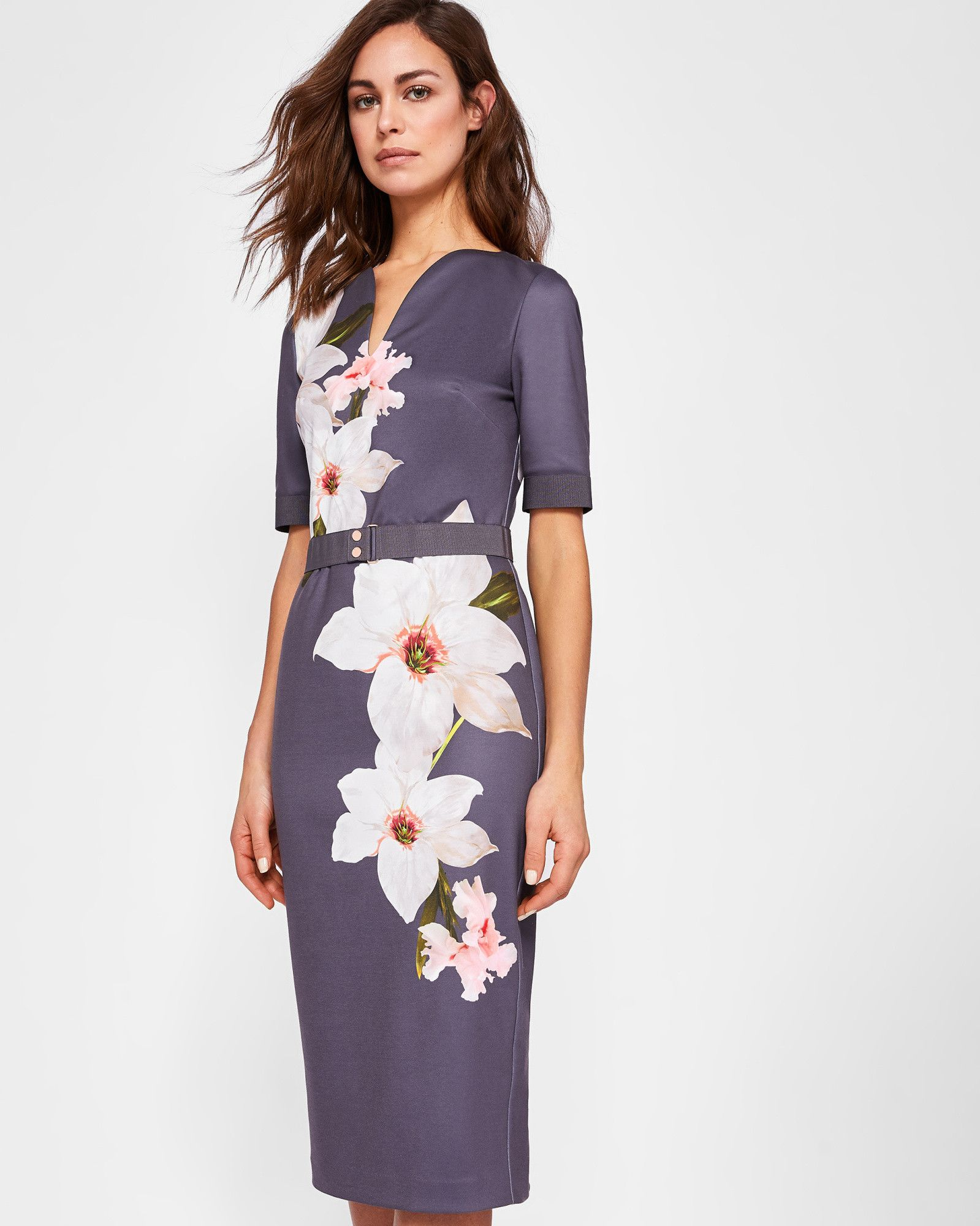 d330defe BISSLEE Chatsworth bodycon dress #TedToToe   Parlez vous Fashion ...