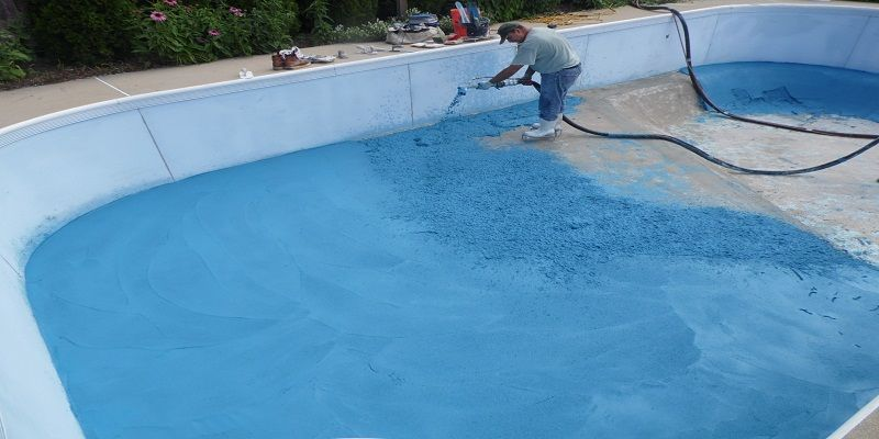 Pool Resurfacing Swimming Pool Resurfacing Pool Pool Resurfacing