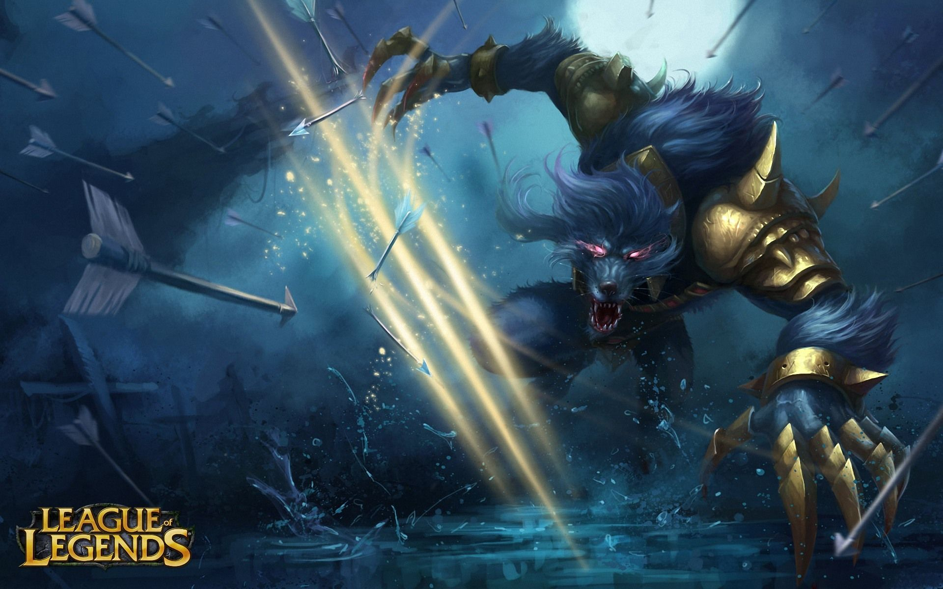 League Of Legends Warwick Wallpapers League Of Legends Warwick