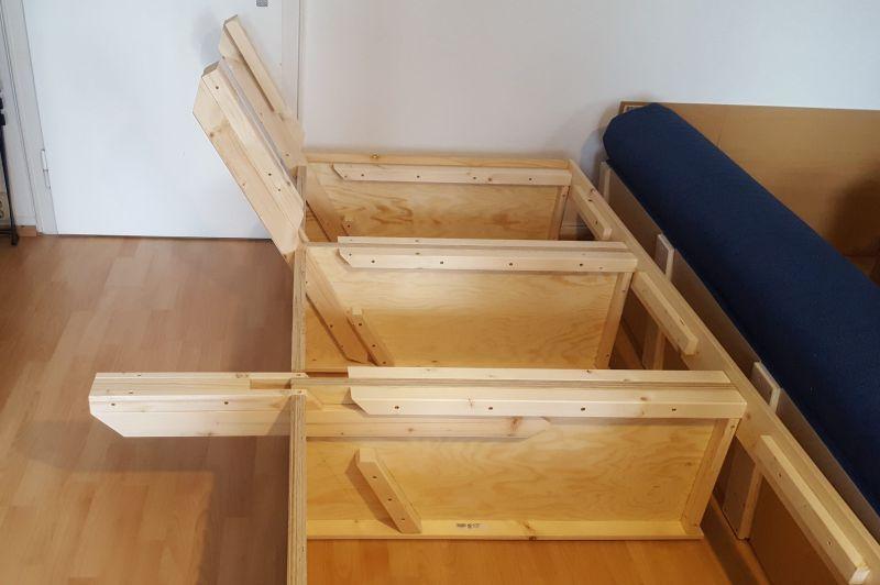 Diy Convertible Sofa Bed With Storage Convertible Sofa Bed Sofa