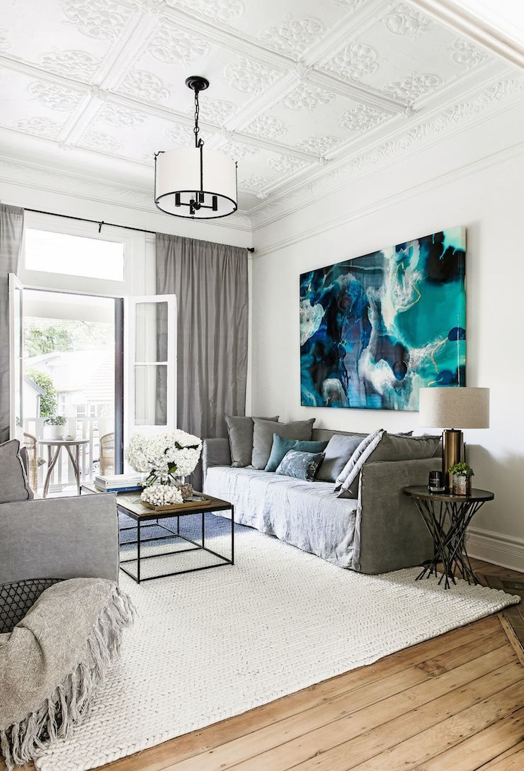 An older style sydney home renovated to become a stylish