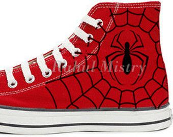 Spiderman, Converse chuck taylor