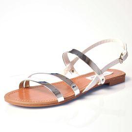 852bb1d13abc Steve Madden Bessy 2 Women s Strappy Flat Sandal
