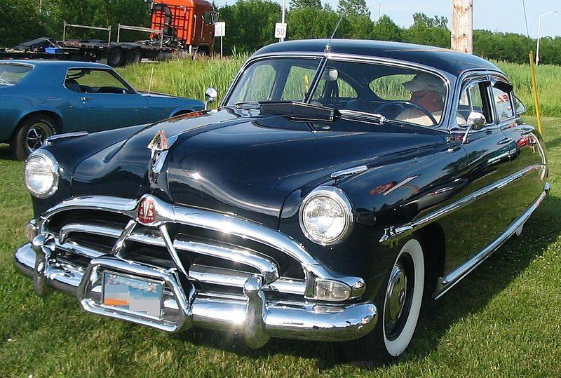 1951 Hudson Hornet.   Cars from the 1950's.   Hudson ...