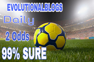 DAILY Two Sure (2-3)Odds Prediction  | news | Football daily