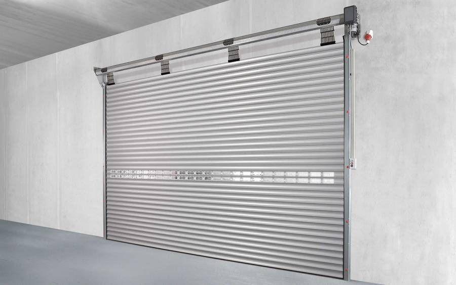 puerta-automatica-enrollable | 433-circulos en 2018 | pinterest