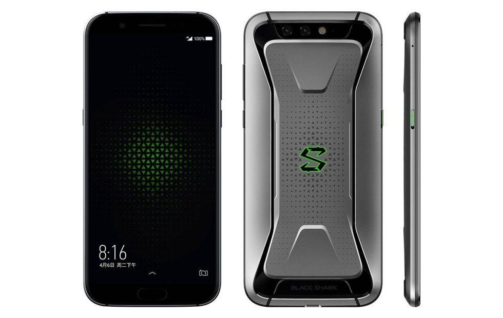 Mundophone Xiaomi Xiaomi Black Shark Gaming Phone Xiaomi