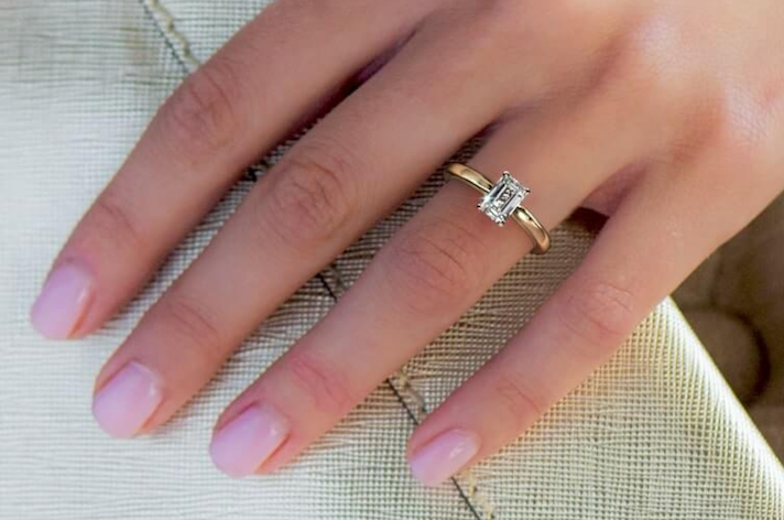 Breathtaking Engagement Rings We're Totally Coveting Right