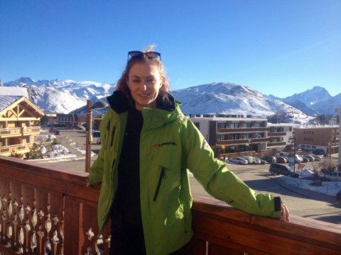 Resort blogger Sarah's first entry - Preparing for a season and heading to Alpe D'Huez for training - Natives