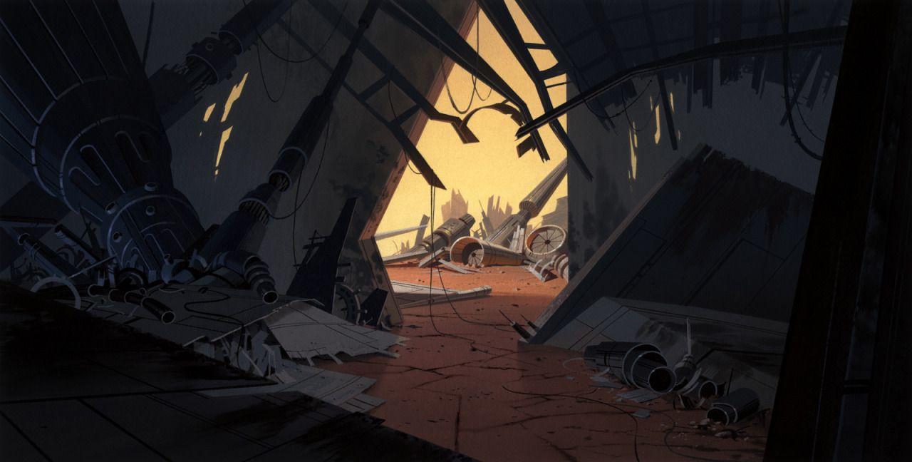 Art Of Star Wars Clone Wars 2003 Clone Wars Animation