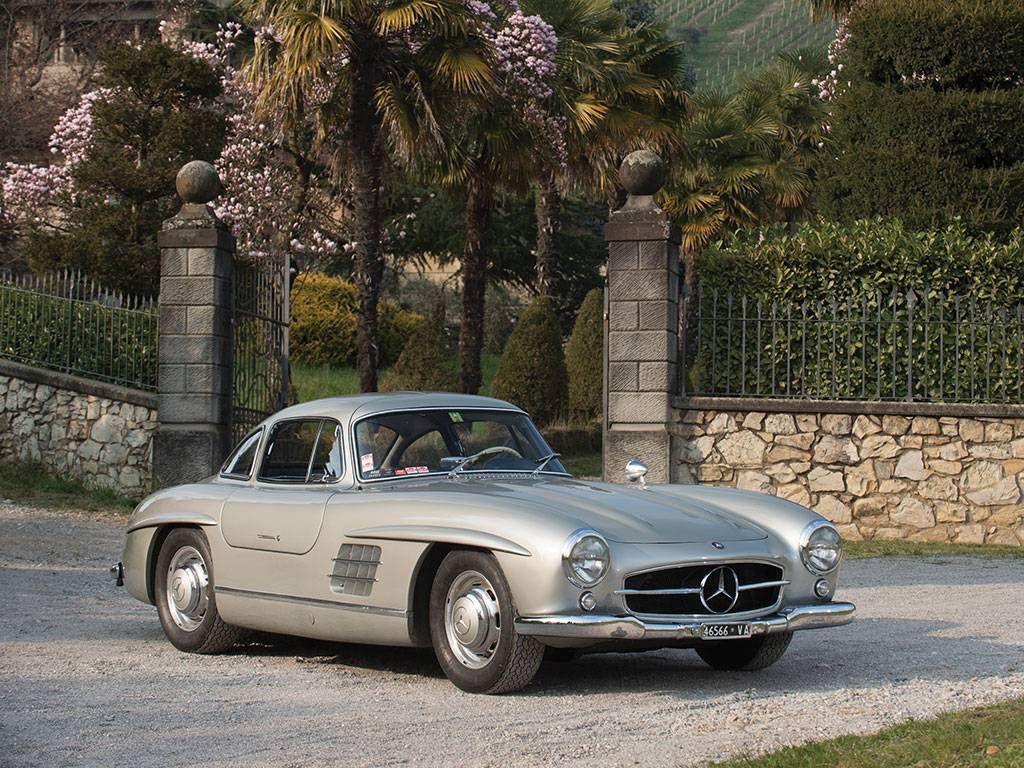 1955+MercedesBenz+300SL+Gullwing Mercedes, Mercedes