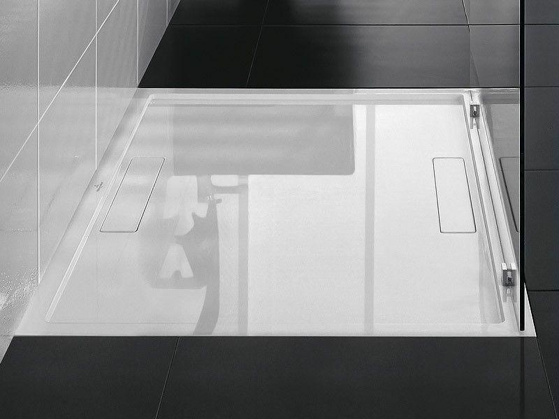 Villeroy Boch Squaro Super Flat Duschwanne Wanne Badezimmer