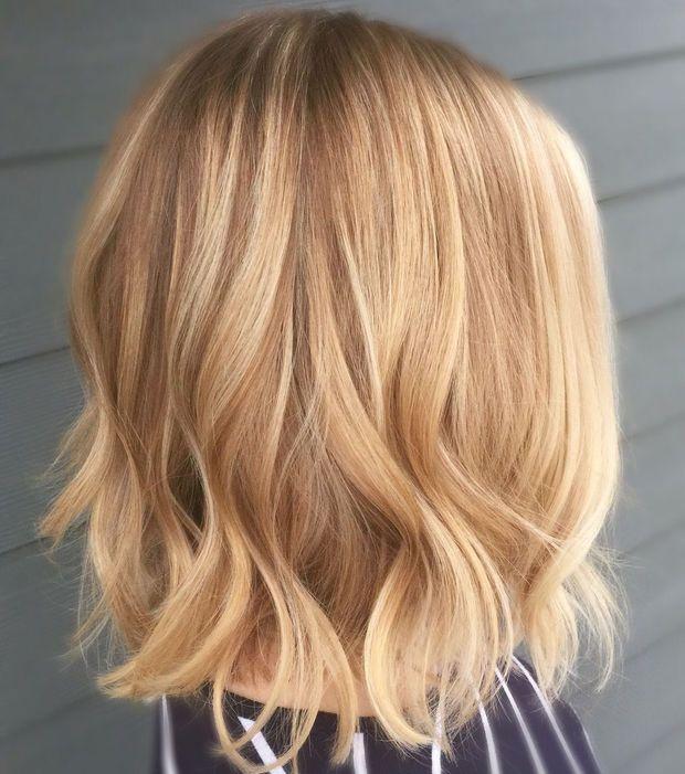Les plus beaux blonds d'été à porter avec le soleil