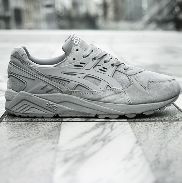 7a34257be602 Asics Gel-Kayano Trainer Light Grey