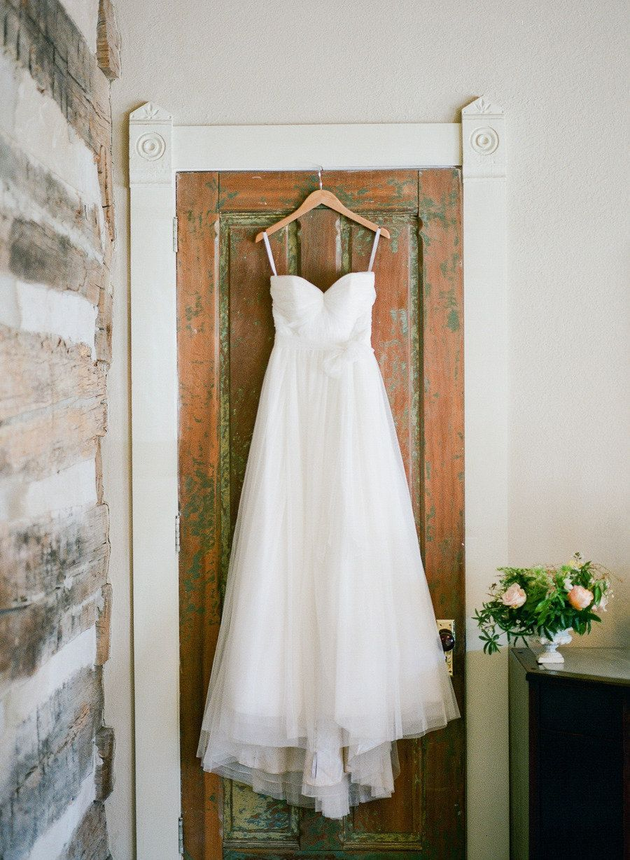 Hill country watercolor inspired photo shoot from mayhar for Simple southern wedding dresses