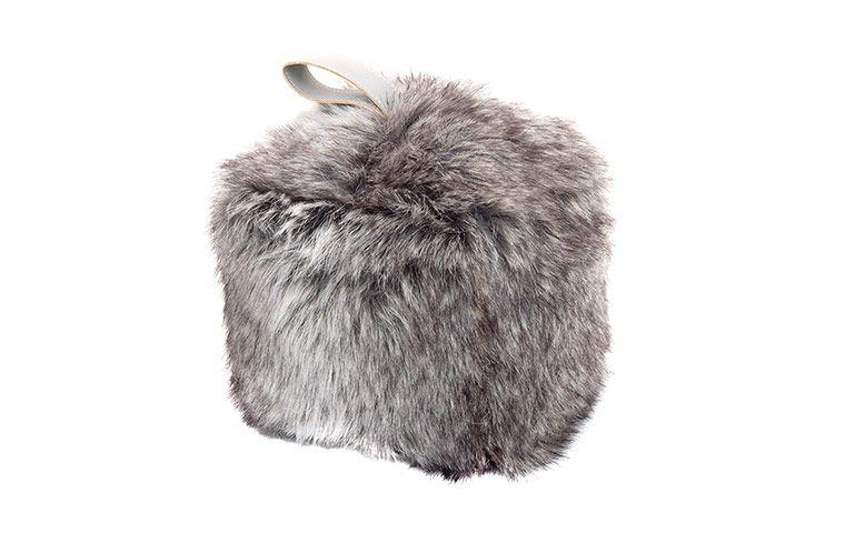 Homes Wish List: Faux fur doorstop, £14, from TU at Sainbury's, sainsburys.co.uk