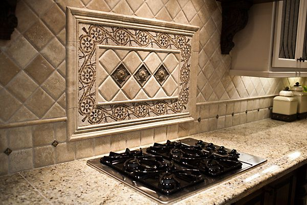 34 Kitchen Backsplash Tile Ideas