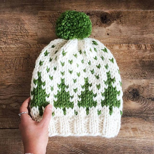 Timber Toque Pattern By Sarah Tattrie Hat Knitting Patterns