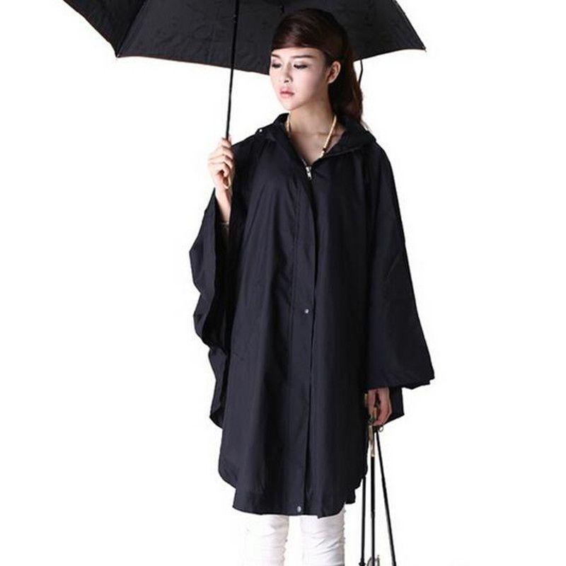 7e2554fc5 raincoat women cute trench coat female waterproof free breathing rain coat  ponchos long travel capa de chuva chubasqueros mujer