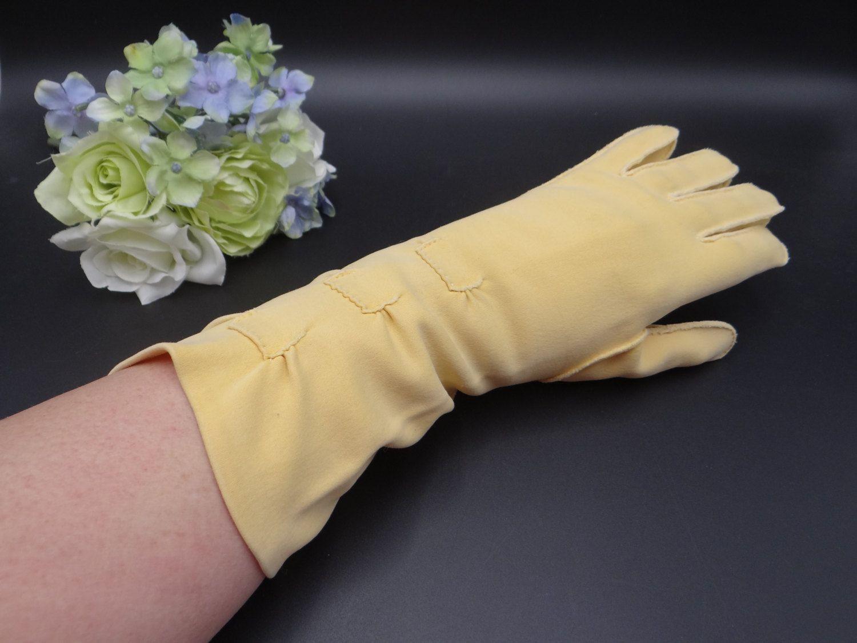 Tea Length Gloves