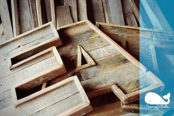 Original Reclaimed Wood Pallet Letters A Z 16 Inch Wood Wood Pallets Pallet Letters