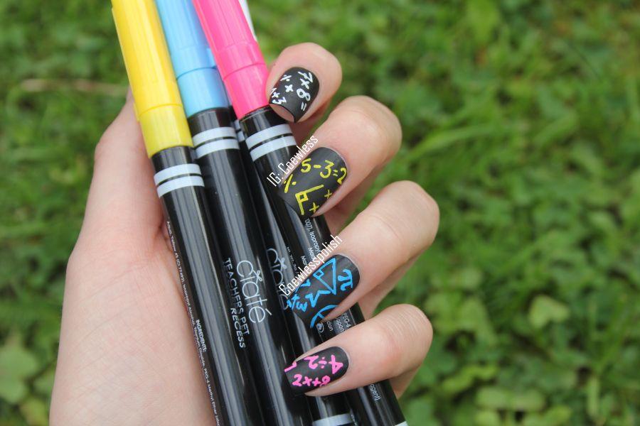 nail pen art   Nail style   Pinterest