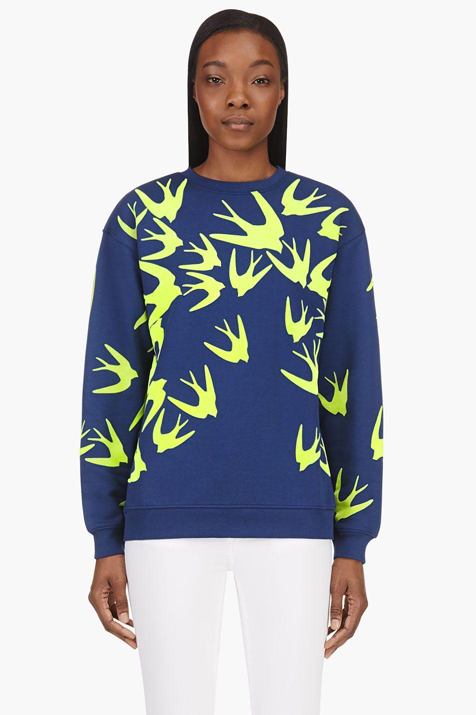 swallow  rondini  yellow  blue  fashion  cool  style  chic ... eba6c4951c0