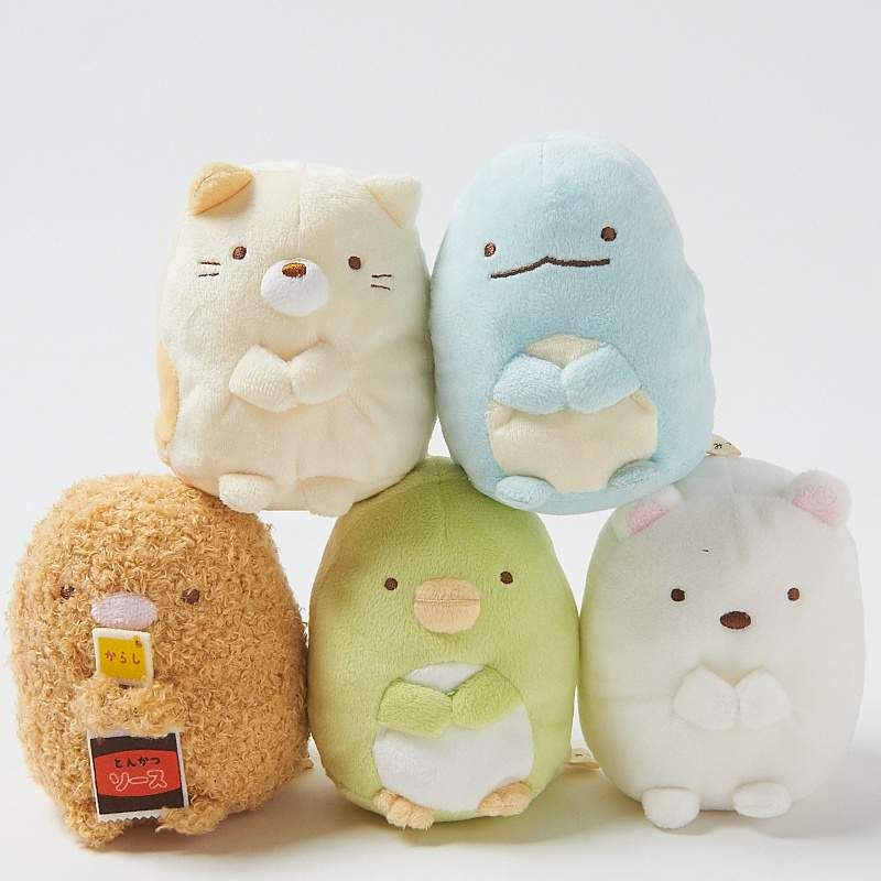 Sumikko Gurashi Polar Bear Plush Small Plushes Pinterest