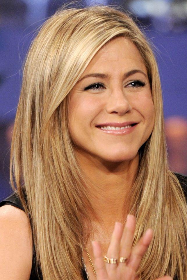 Jennifer Aniston Her Hair Color Hair Pinterest Jennifer
