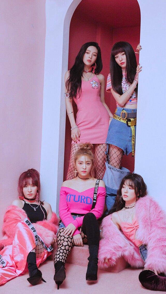 Red Velvet Bad Boy Wallpaper Kpop In 2018 Pinterest Red Velvet