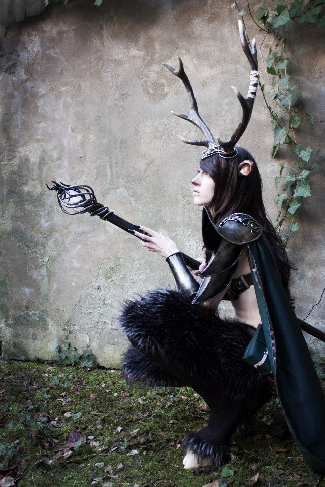 Faun by Lightning Cosplay