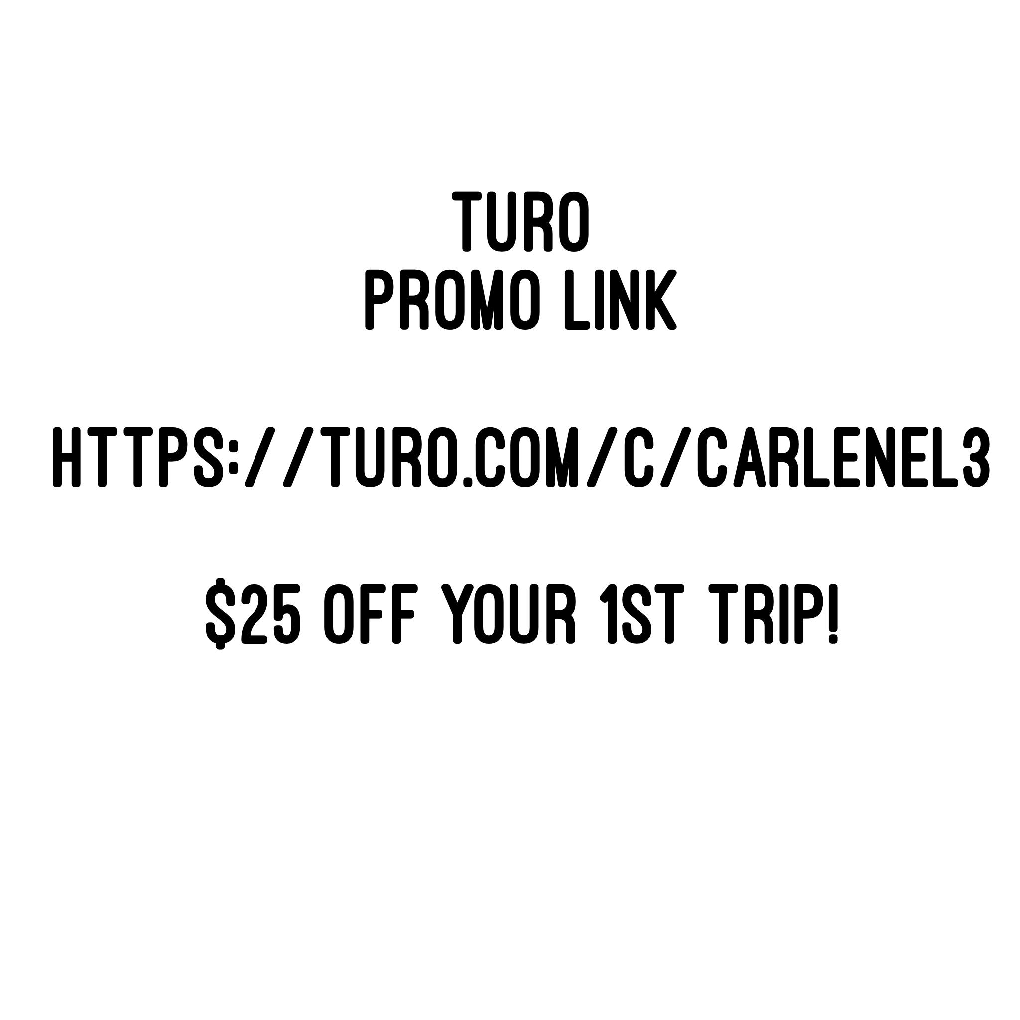 Https Turo Com C Carlenel3 With Images Car Rental Rental