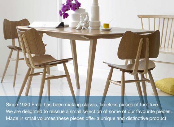 Ercol direct. Since 1920 Ercol has been making classic, timeless ...