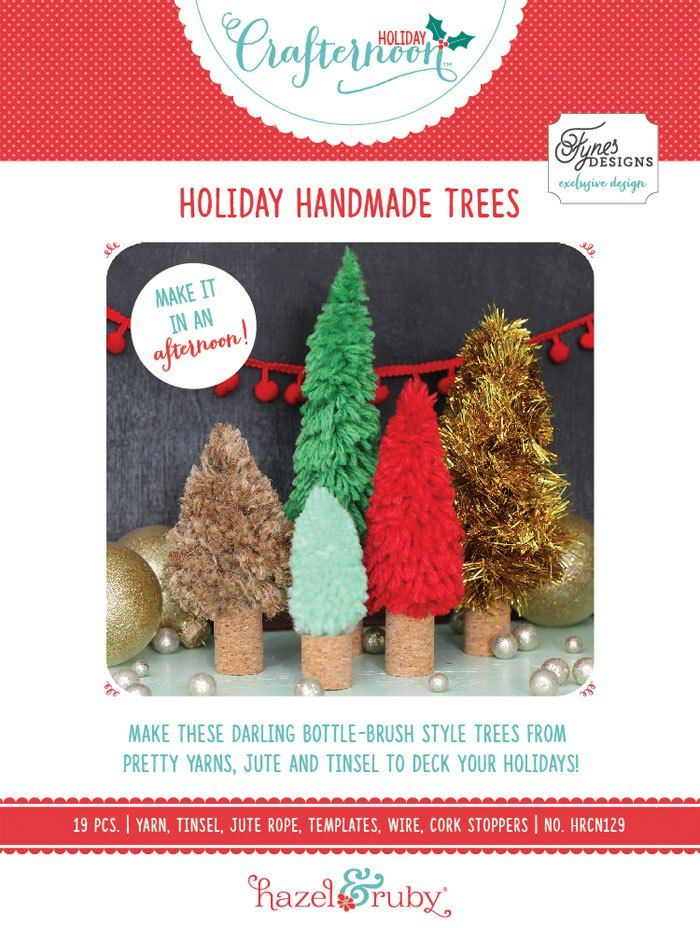 Diy Bottle Brush Trees Tutorial Christmas Crafts Fynes Designs Bottle Brush Trees Diy Bottle Bottle Brush Christmas Trees