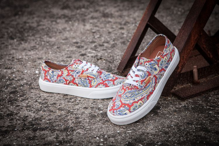 601710730a The new VANS Korea purchasing Song Zhongji the same section of the 50th  anniversary of the unisex shoes version of the low to canvas skateboard  shoes red ...