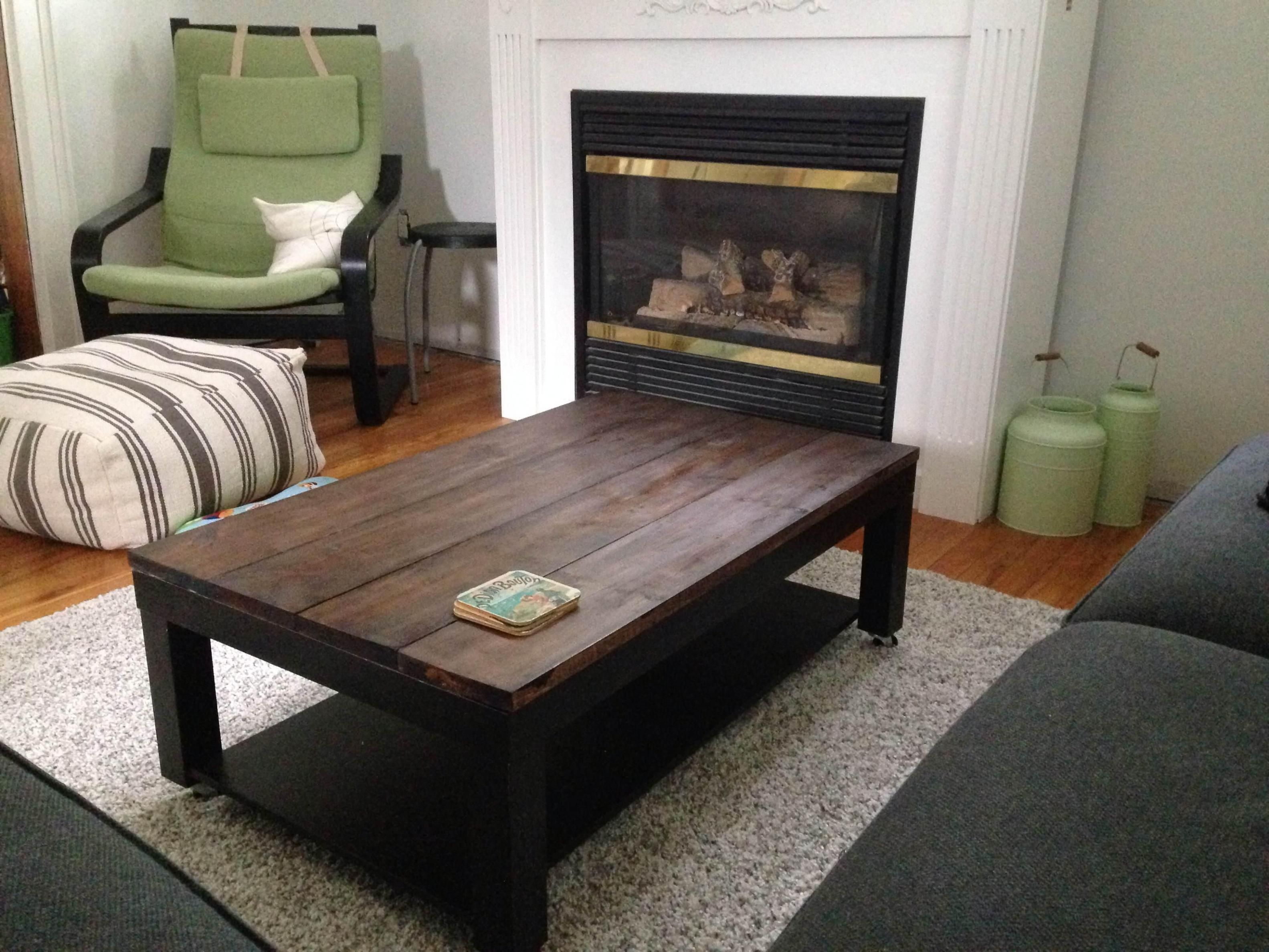 Ikea Lack Coffee Table Hack …