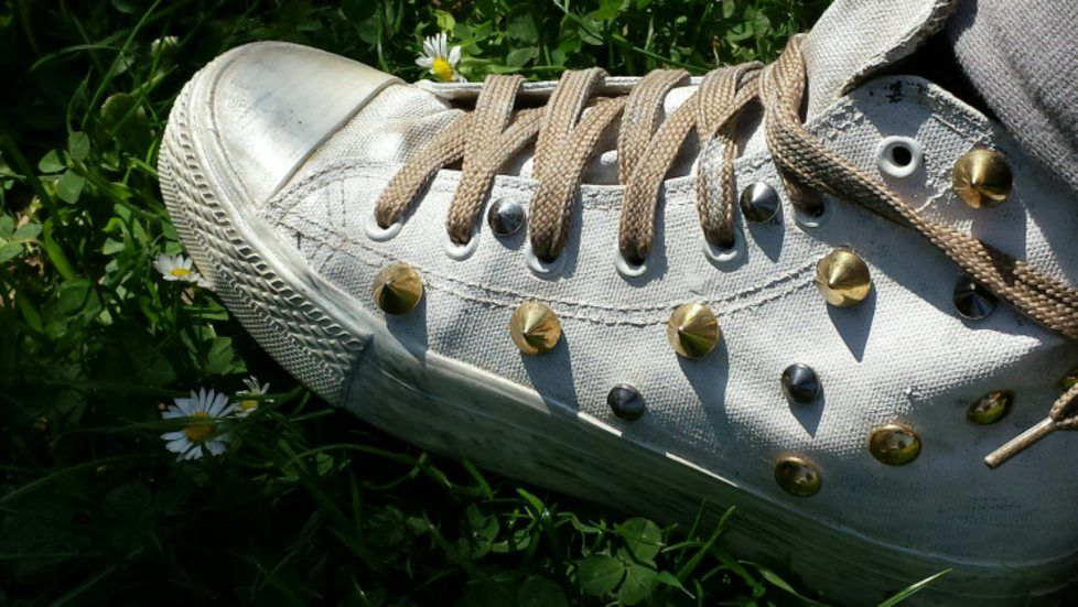 Sneaker by Mario Pini