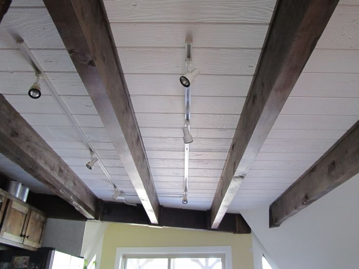 Painting Exposed Wood Ceiling: Google Image Result For Http://www.housetohomestead.com/wp