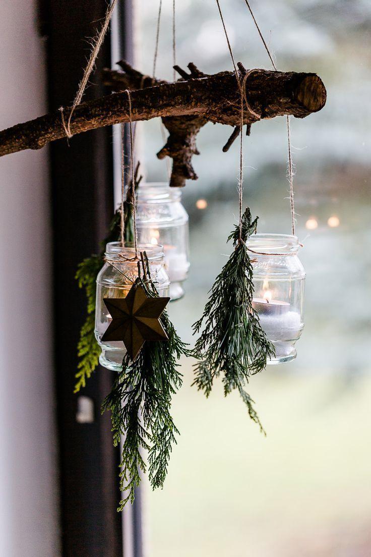 Weihnachtsmenü Hauptgang Schweinefilet mit Ahornsirup-Senf-Glasur   Senfglas Upcycling Idee – Drei