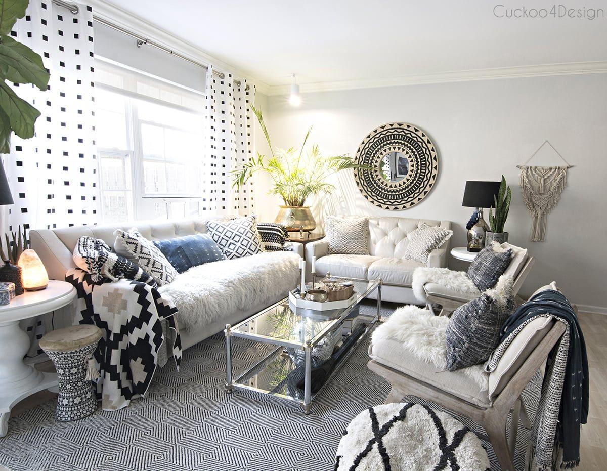 Decorating with Salt Lamps | Boho living room, Decor ...
