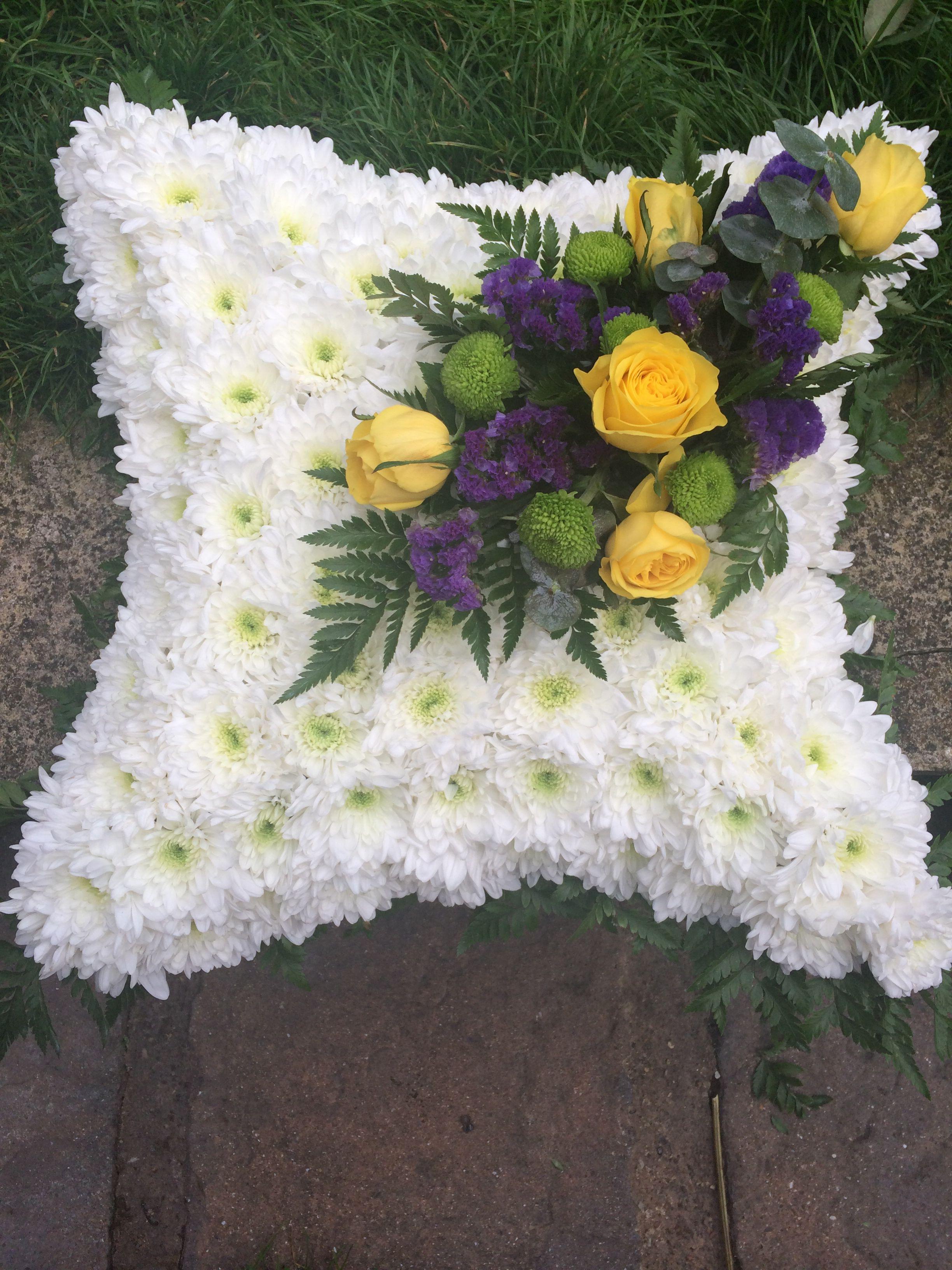 Funeral Design Cushion Funeral Arrangements Pinterest Funeral