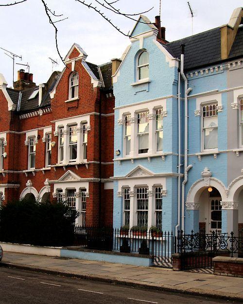 Kensington, London, England photo via vesna