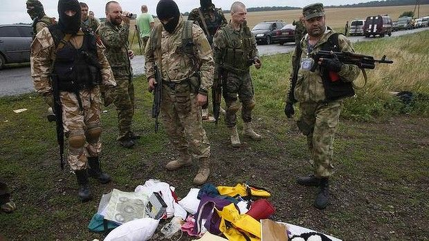 Pin on MH 17