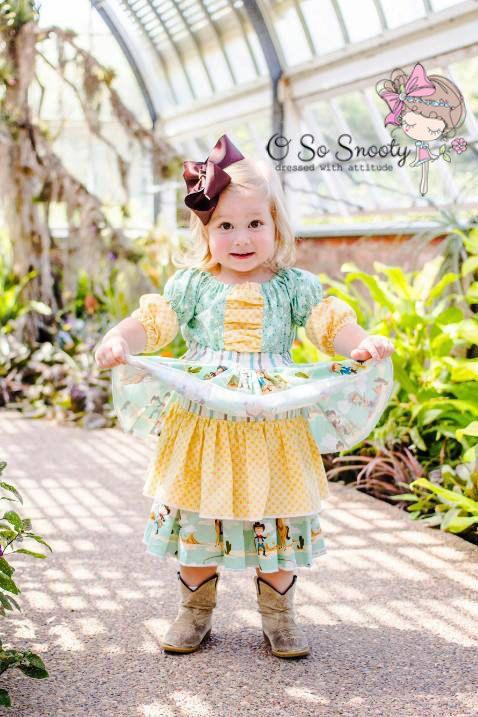 Saddle Up For Fall, Sasparilla Dress on Etsy, $65.00