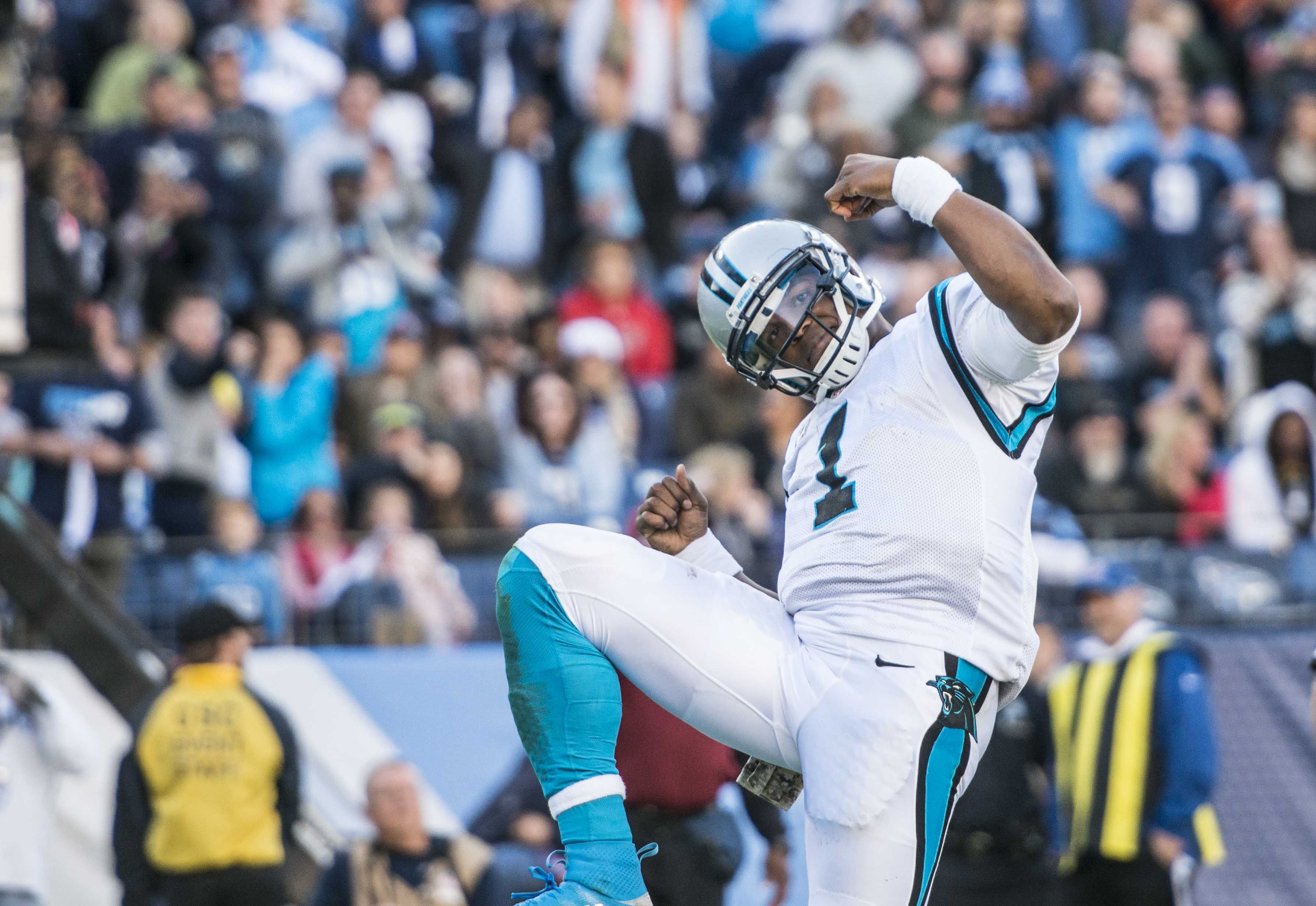 Dab On Dem Folks Carvsten Keep Pounding Panthers