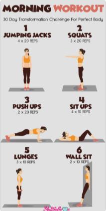 fit morning workout gym body building bodybuilder