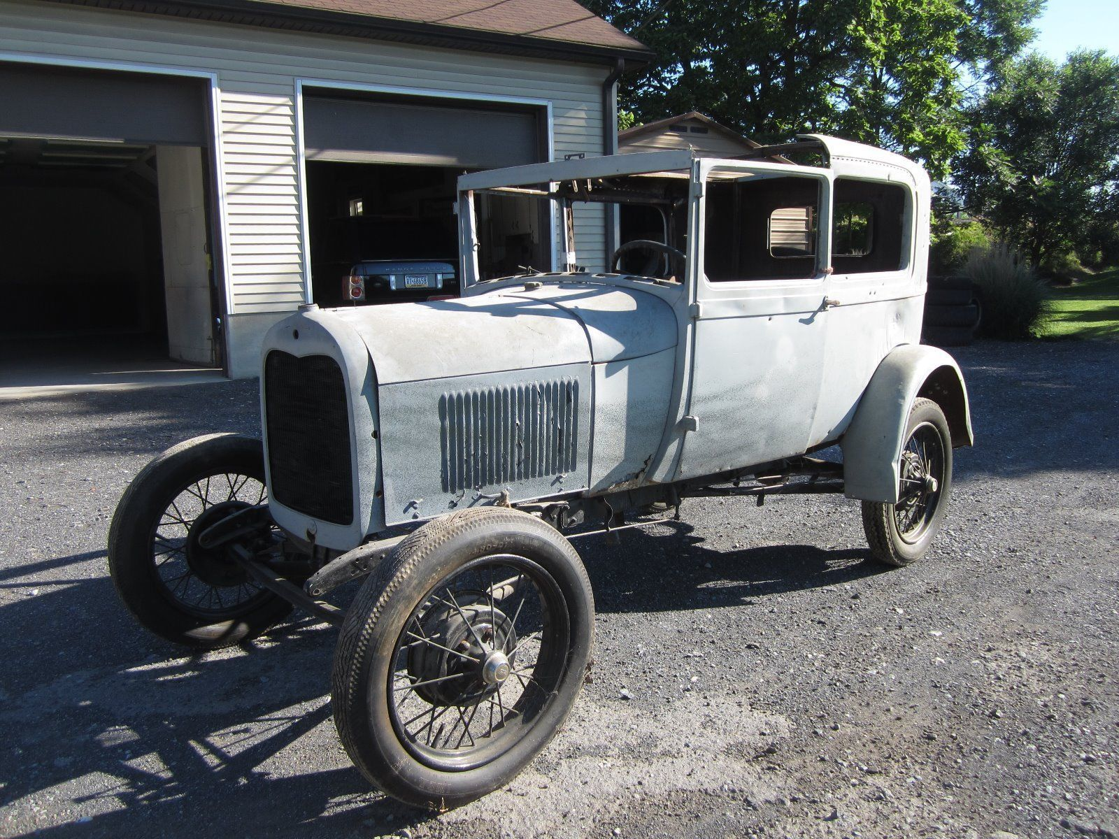 Original body 1931 Ford Model A project | Project cars for sale ...
